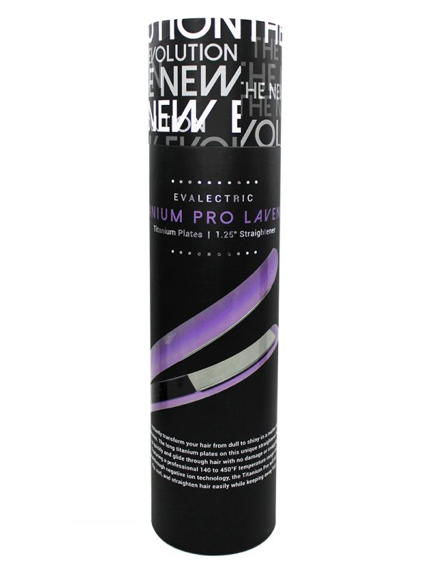 Eva Titanium Pro Purple Box