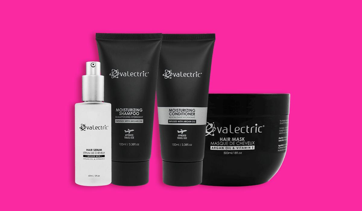 Starter hair care gift sets