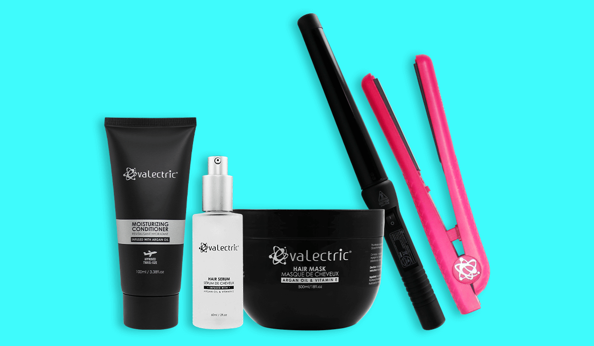 Styler hair care gift sets