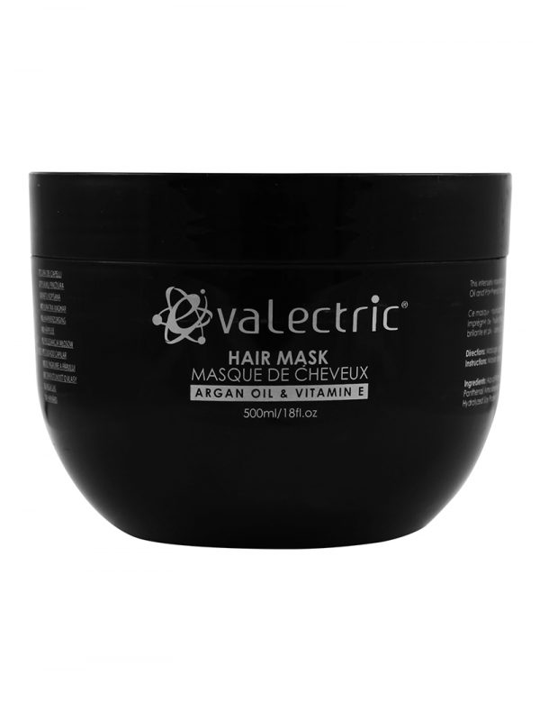 Evalectric Hair Mask Front