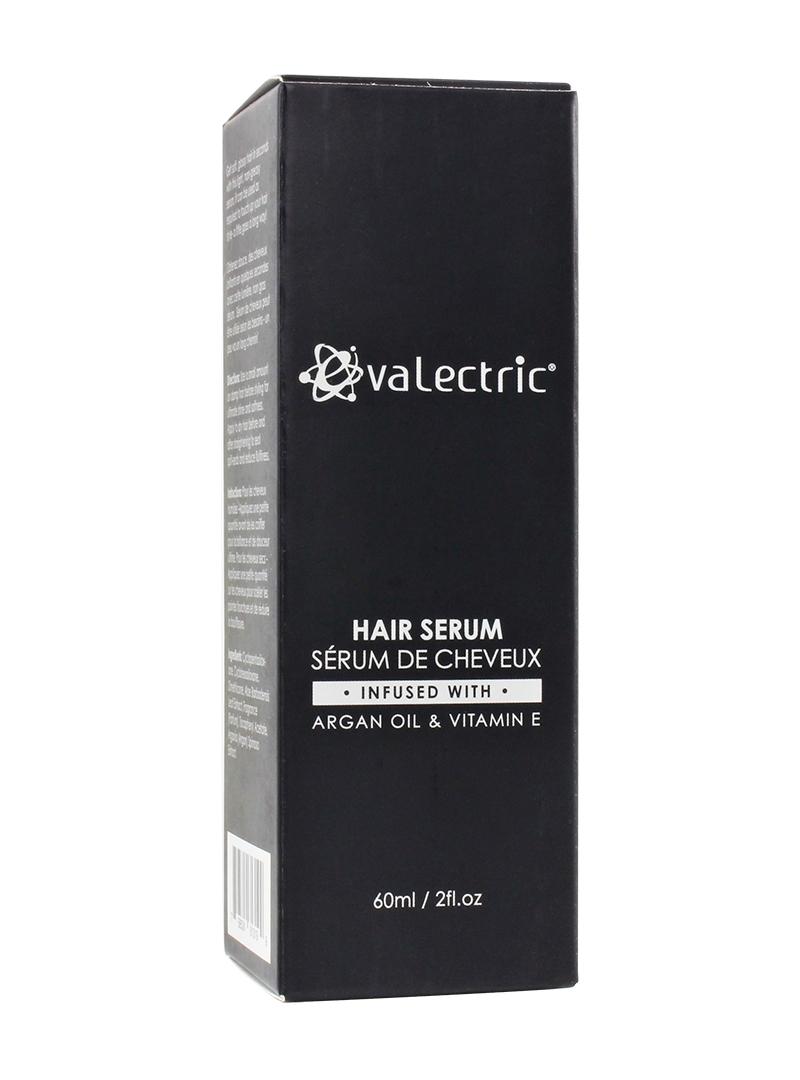 Evalectric hair serum box