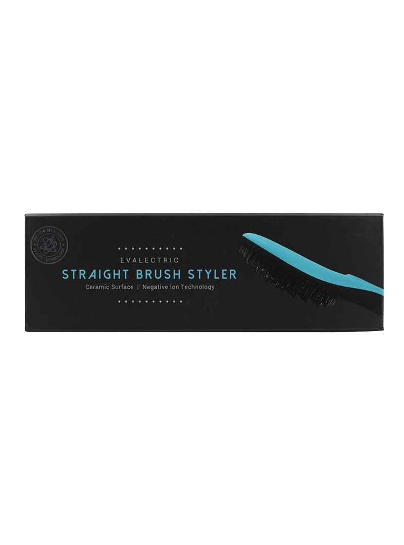 Evalectric Straight Brush Pro Blue Box
