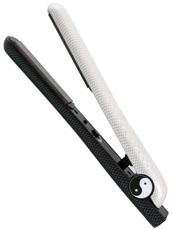 Evalectric Yin Yang Print Hair Straightener
